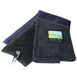 6106 Tri-fold Badge Tek Towel