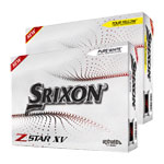 8024 Srixon Z-Star XV Golf Balls